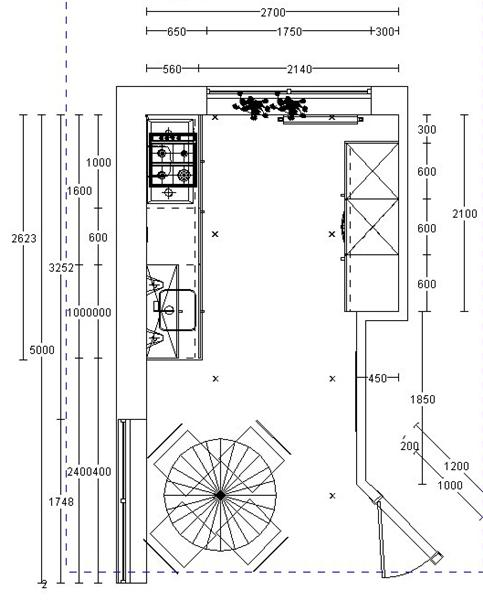 Keuken 187 Keuken Plattegrond Inspirerende Foto S En