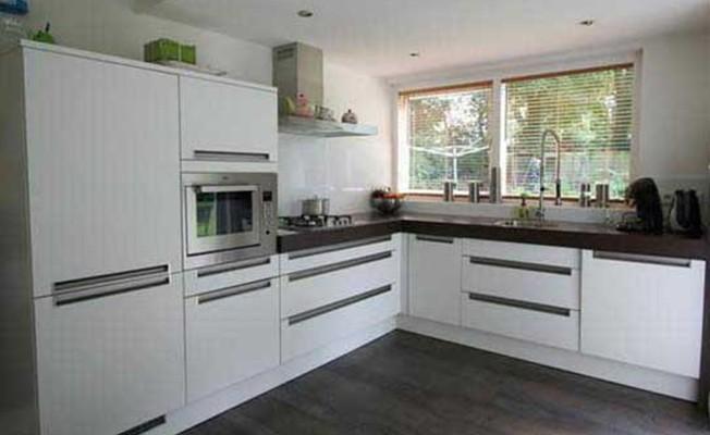 Fabulous Diverse wit hoogglans Systemat keuken @XT59