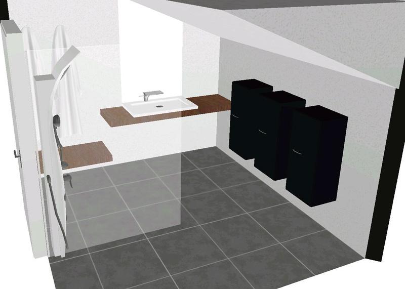 Badkamer Tegels Antraciet : Ennovy badkamer ontwerp met Mosa Terra ...
